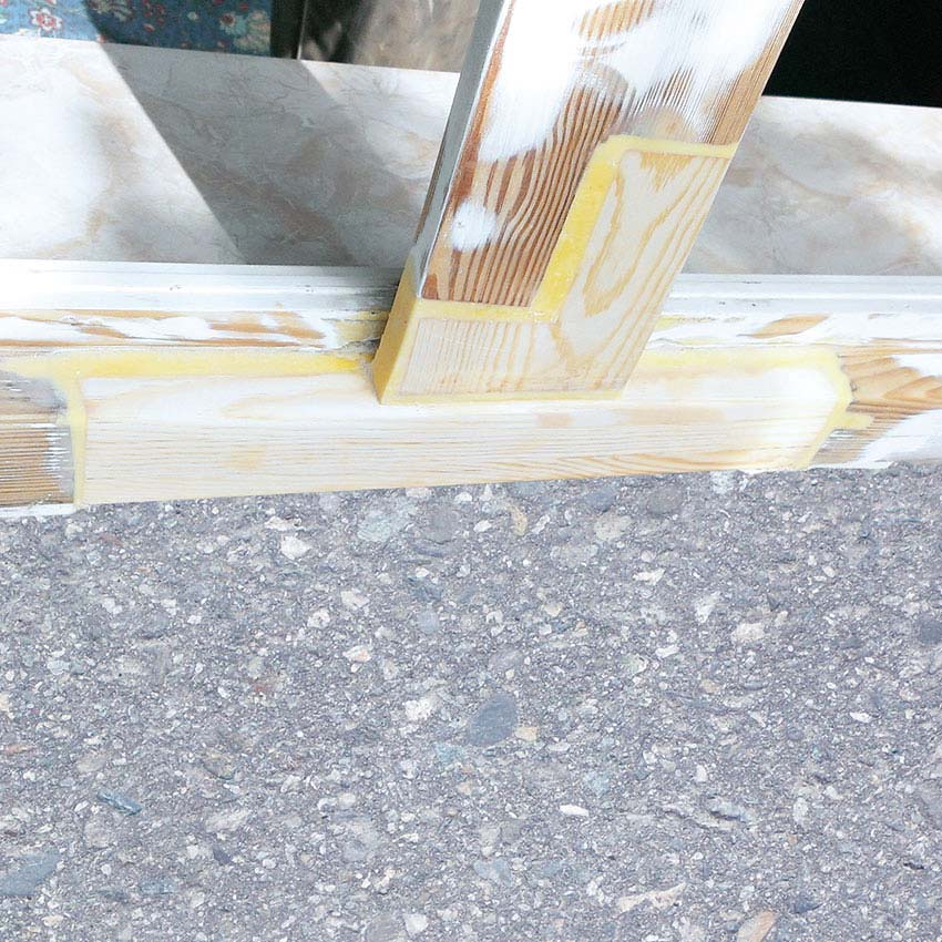Turbo Holzreparatur mit Repair Care - Michael Hechler Fenster, Türen + Mehr SZ96